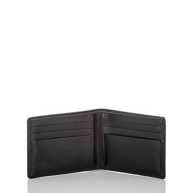 Billfold Black Tribeca Back