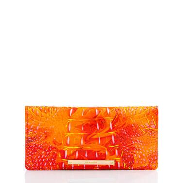 Ady Wallet Spicy Orange Melbourne Front