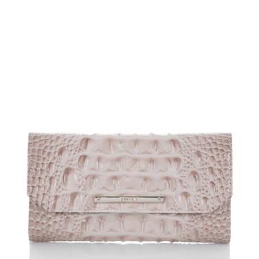 Soft Checkbook Wallet Blossom Melbourne Front