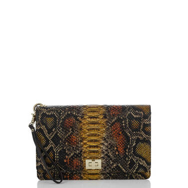 Lily Pouch Brown Tyndale Front
