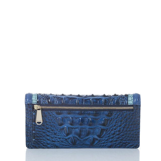 Ady Wallet Sapphire Argan, Sapphire, hi-res