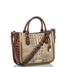 Small Lena Rose Gold Provence Front
