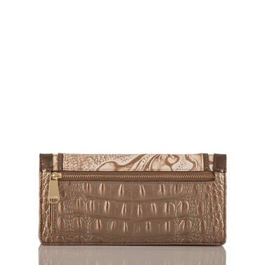 Ady Wallet Rose Gold Bourdelle Back