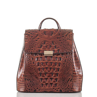 Margo Backpack Pecan Melbourne Front
