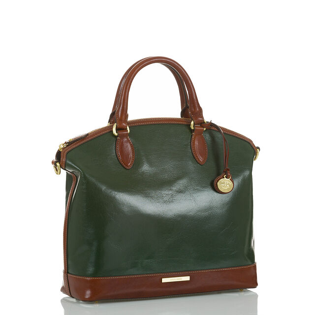 Large Duxbury Satchel Hunter Westport, Hunter, hi-res