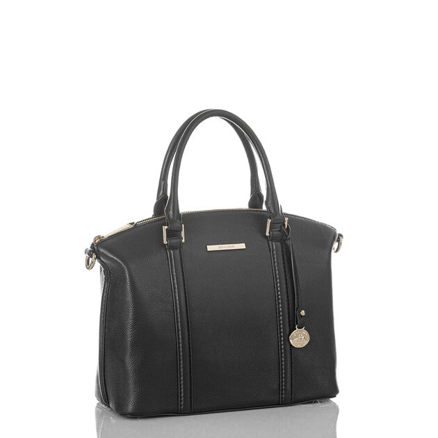 Duxbury Satchel Black Newbury