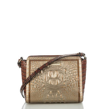 Carrie Crossbody Rose Gold Provence Front