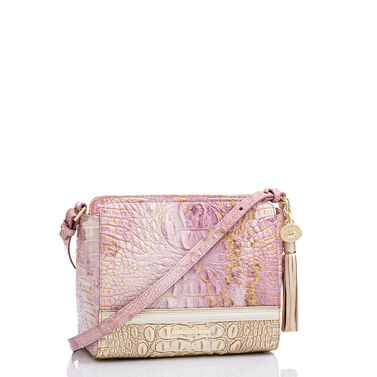 Carrie Crossbody Lilac Whimsy Front