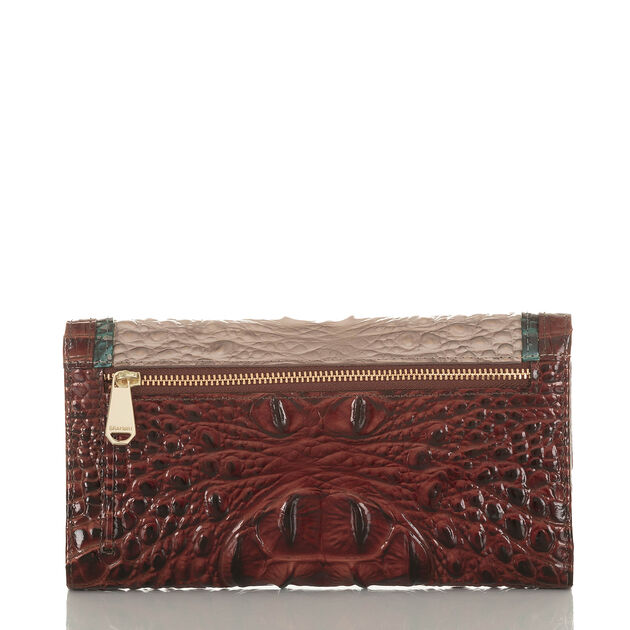 Modern Checkbook Wallet Moonscape Portia