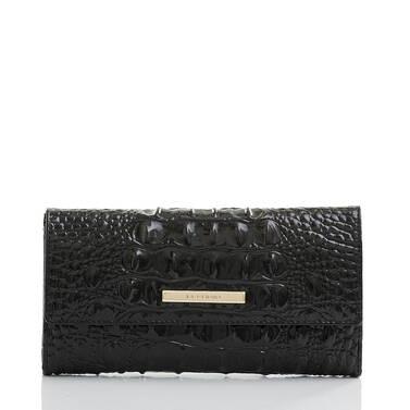 Cordelia Wallet Black Melbourne Front