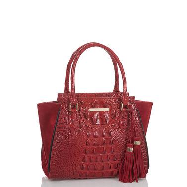 Mini Priscilla Scarlet Lausanne Front