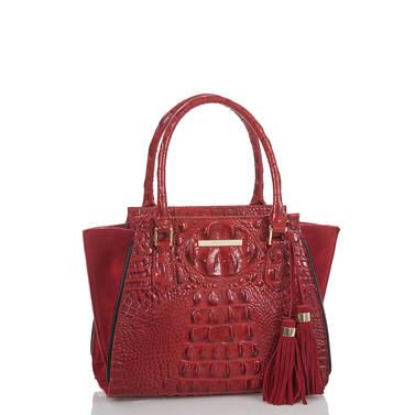Mini Priscilla Scarlet Lausanne Side