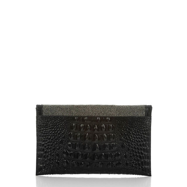 Envelope Clutch Black Golightly, Black, hi-res
