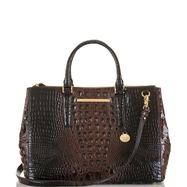 Lincoln Satchel Cocoa Melbourne