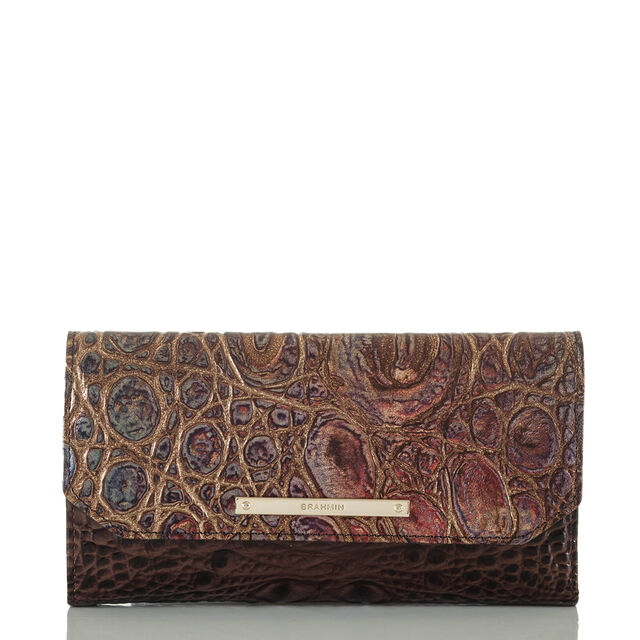 Soft Checkbook Wallet Multi Crescendo, Multi, hi-res