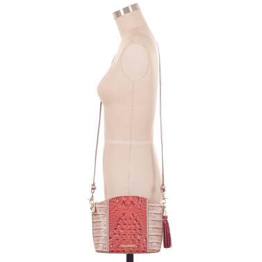 Mini Duxbury Rose Quartz Jongo On Mannequin