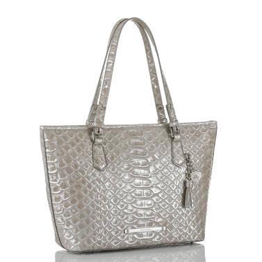 Medium Asher Silver Pamilla Side