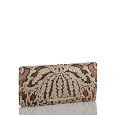 Ady Wallet Gold Bel Canto Side