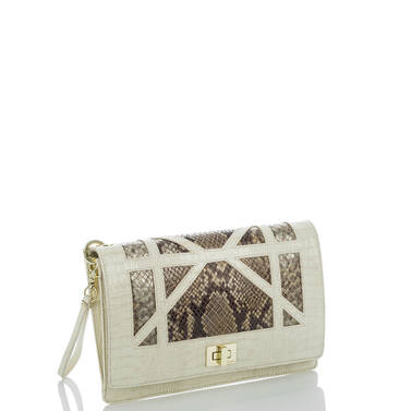 Lily Pouch Gold Sumatra Side