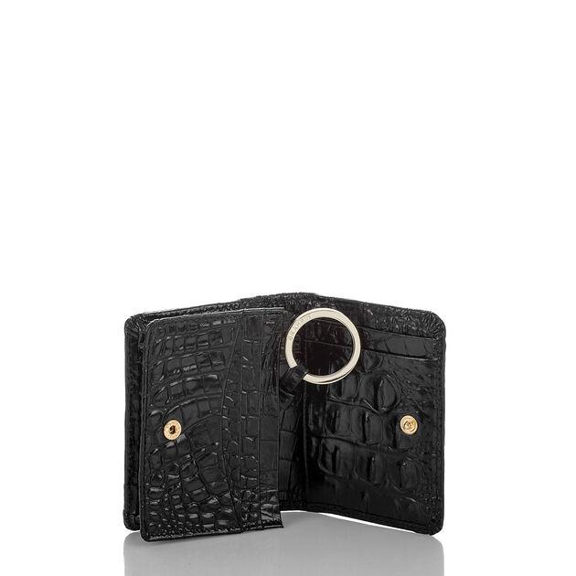 Mini Key Wallet Black Melbourne