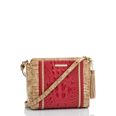 Carrie Crossbody Ember Fuego Side