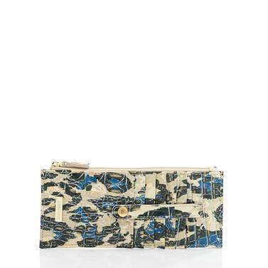 Credit Card Wallet Jaguar Ombre Melbourne Front