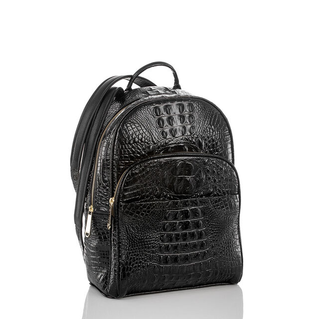 Dartmouth Backpack Black Melbourne, Black, hi-res