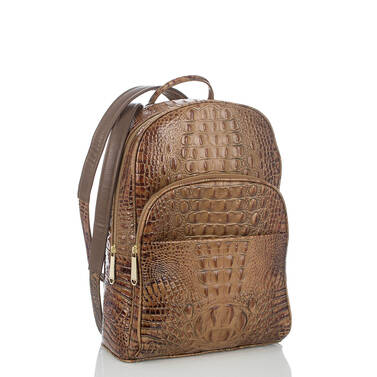 Dartmouth Backpack Toasted Almond Melbourne Side