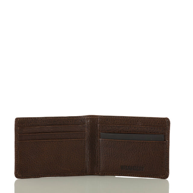 Billfold Cocoa Brown Manchester, Cocoa Brown, hi-res