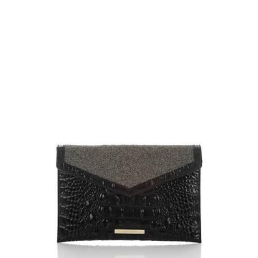 Envelope Clutch Black Golightly Front