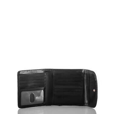 Index Wallet Black Berkshire Interior
