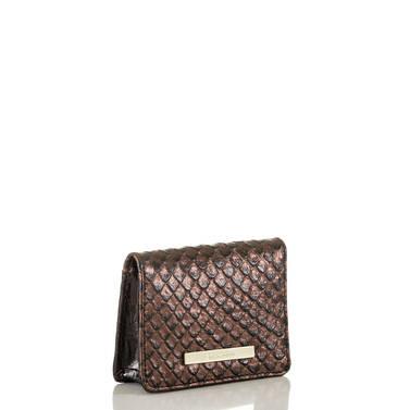 Mini Key Wallet Bronze Java Side