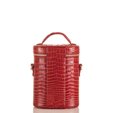 Brynn Barrel Bag Lava Melbourne Back