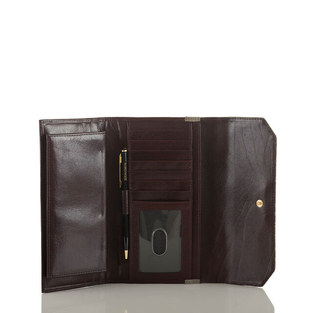 Soft Checkbook Wallet Hunter Bowery, Hunter, hi-res