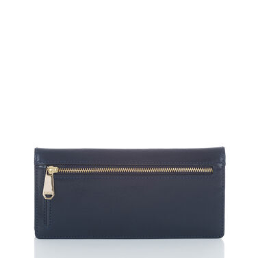 Ady Wallet Navy Topsail Front