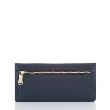 Ady Wallet Navy Topsail Back