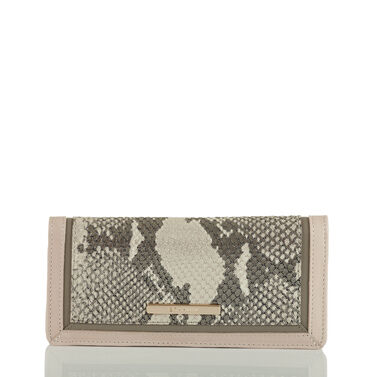 Ady Wallet Sand Beck Front