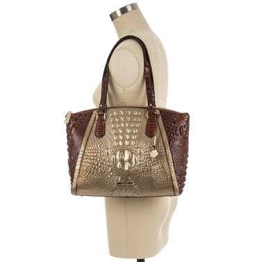 Medium Emerson Rose Gold Provence On Mannequin