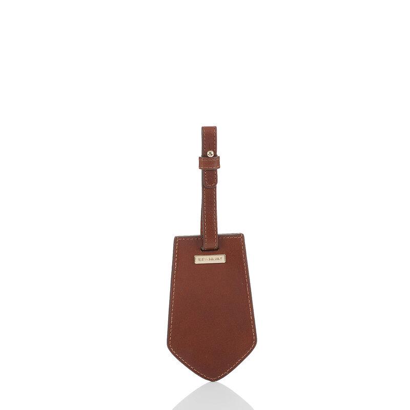 Voyage Luggage Tag Cognac Topsail