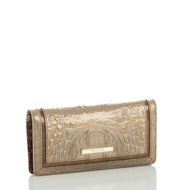 Ady Wallet Rose Gold Provence Side