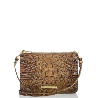 Perri Crossbody Toasted Almond Melbourne Front