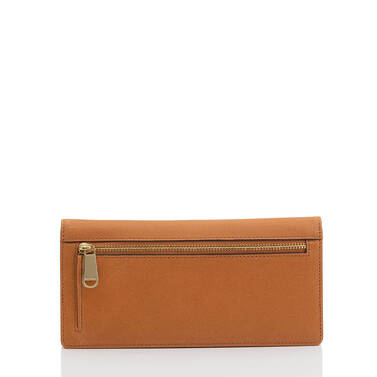 Ady Wallet Tan Belo Back