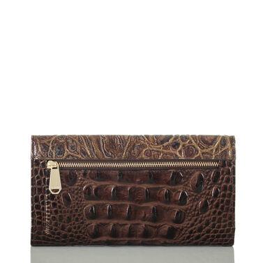 Soft Checkbook Wallet Multi Crescendo Front