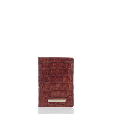 Passport Wallet Chili Melbourne Front