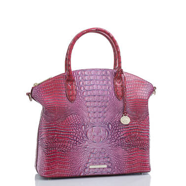 Large Duxbury Satchel Jazzynova Ombre Mini Melbourne Side