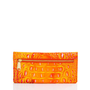 Ady Wallet Spicy Orange Melbourne Back