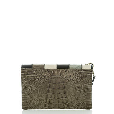 Lily Pouch Silver Sage Caspian Back
