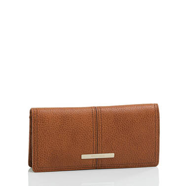 Ady Wallet Cognac Selva Side