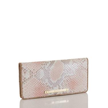 Ady Wallet Pink Madera Side