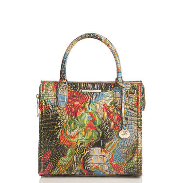 Small Caroline Whimsical Melbourne Front Brahmin Exclusive